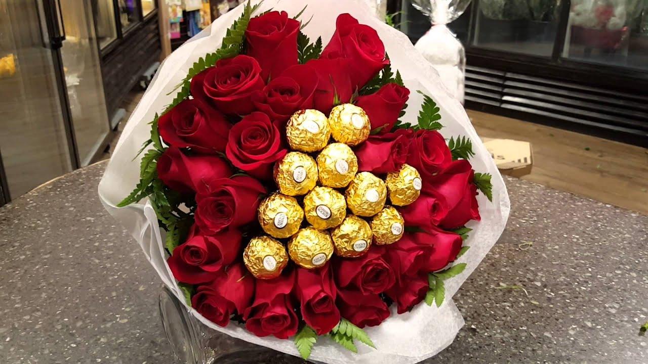 Flores Y Chocolates Floreria Mi Sue 241 O Youtube