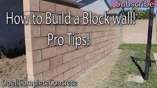 كيفية بناء كتلة الجدار ديي #3