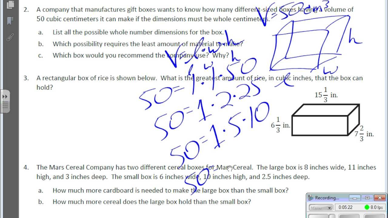 Module 4 lesson 19 grade 6