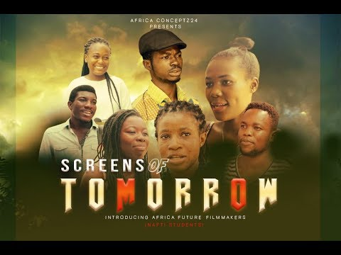 SCREENS OF TOMORROW (INTRODUCING THE FUTURE FILMMAKERS OF AFRICA)