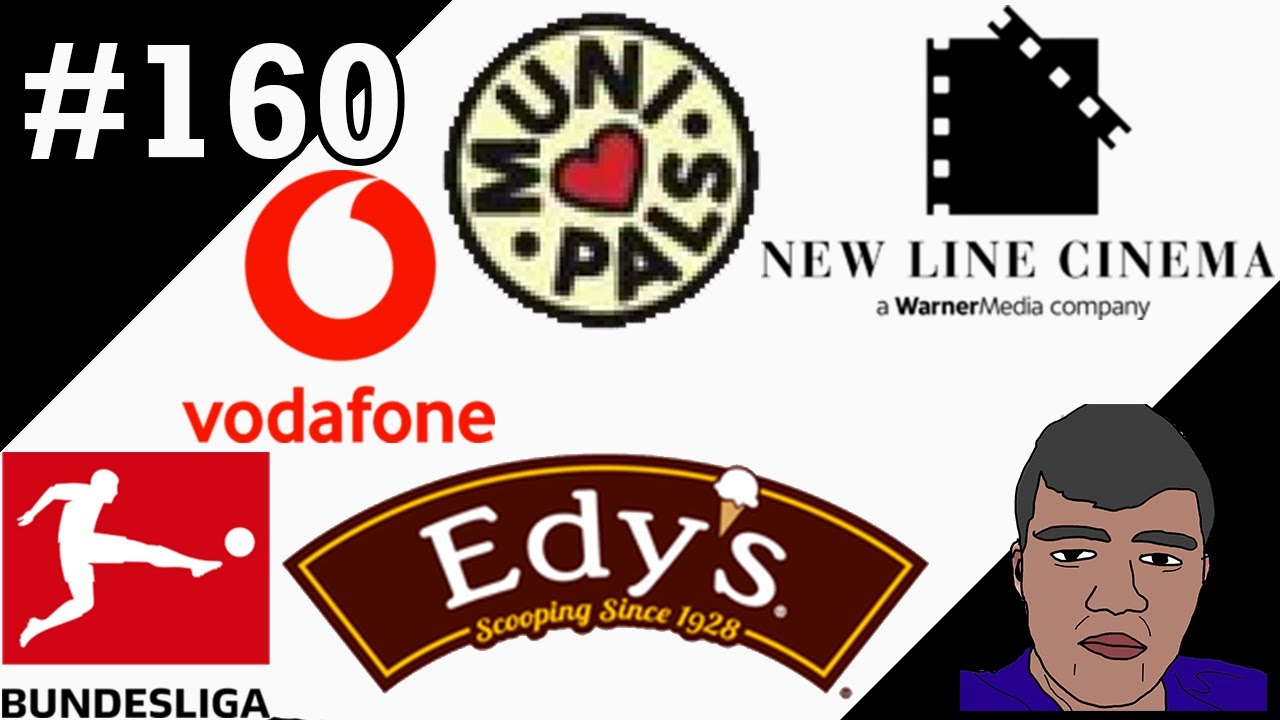 logo history 160 edy s munipals bundesliga vodafone germany new line cinema youtube logo history 160 edy s munipals