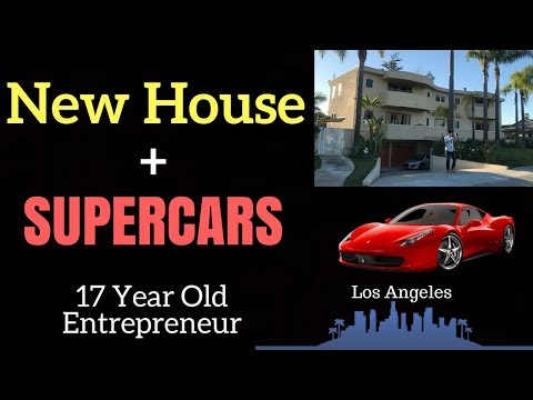 I'm Moving? New House, Supercars And A Week In LA (Vlog)