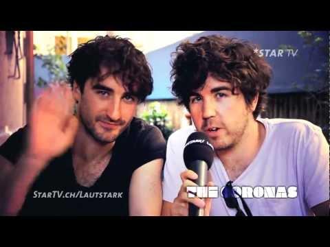 The Coronas Interview - Lautstark - StarTV