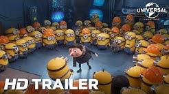 Kätyrit: Grun tarina – Virallinen traileri (Universal Pictures) HD (Puhumme suomea!)