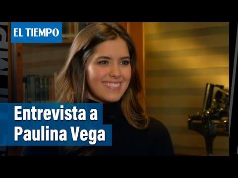 Entrevistas con María Beatriz Echandía: Paulina Vega | EL TIEMPO Televisión