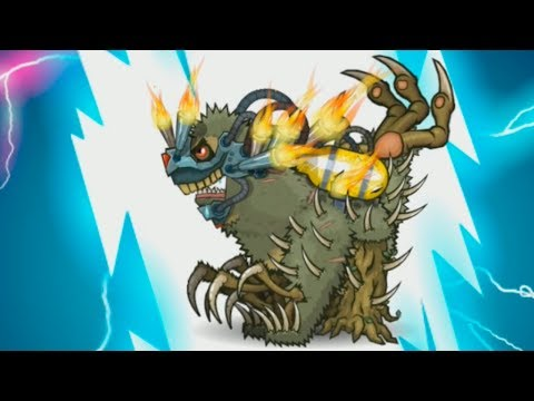 Mutant Fighting Cup 2 Босс Ленивец