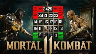 🎆 MORTAL KOMBAT 11 - ROSTER SIZE CONFIRMED!? (SELECT SCREEN THEORY)