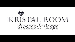 Перевоплощение/ Шоу Рум Kristal Room/ Нарядные платья.