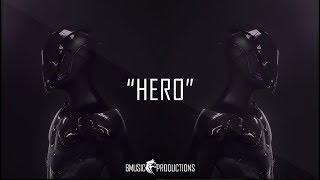Hero - Epic Hip Hop Orchestra/Piano Cinematic Instrumental - 2017