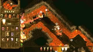 Dungeon Keeper FX Deeper Dungeons Belial last level