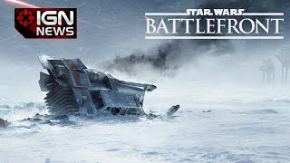 Star Wars: Battlefront Will Make Its Debut Next Month - IGN News