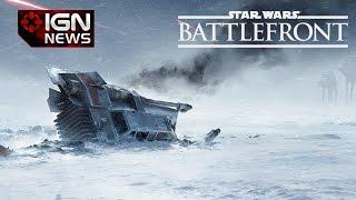 Star Wars: Battlefront Will Make Its Debut Next Month - IGN News