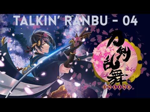 Talkin' Ranbu - 04 - Two Touken Ranbu Anime Announced!