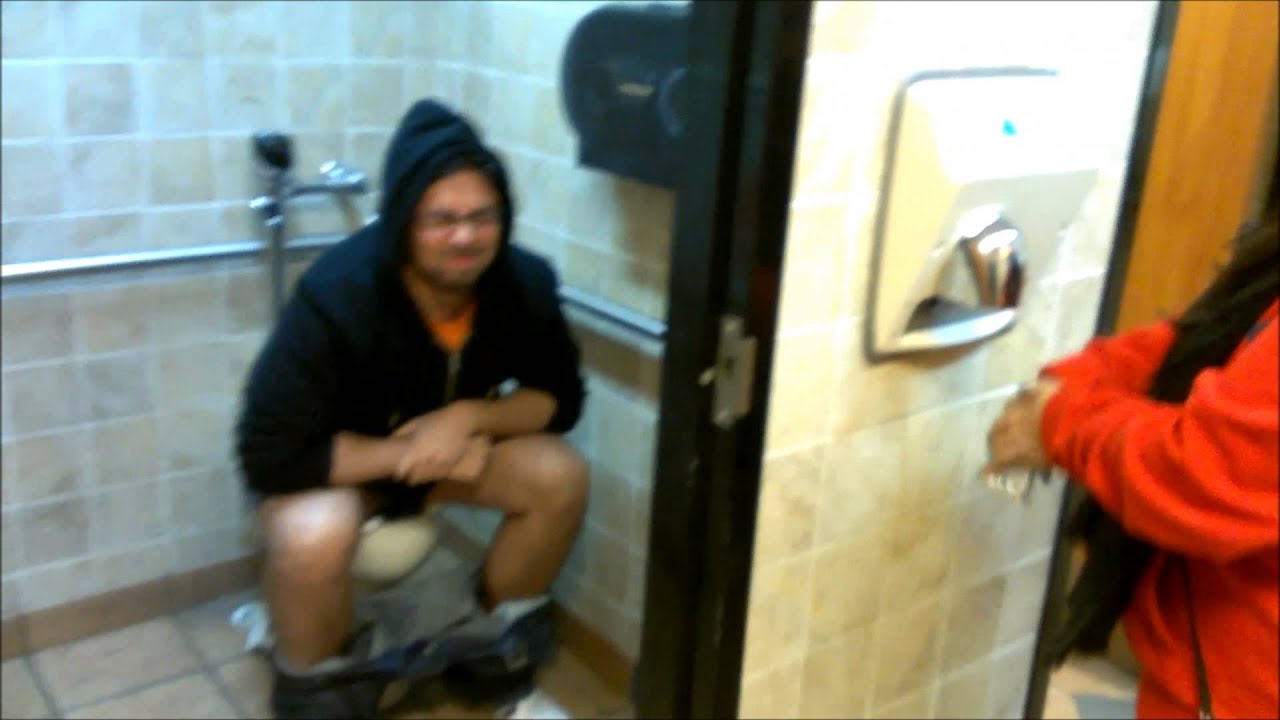 harlem shake mcdonalds womens bathroom youtube - Womens Bathroom