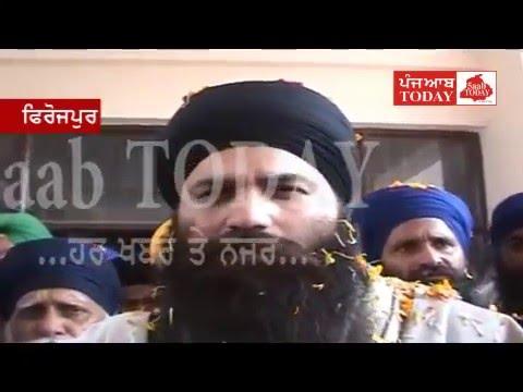 Firozpur, Sant Baljit Singh Daduwal on 84 Riots & Punjab Govt