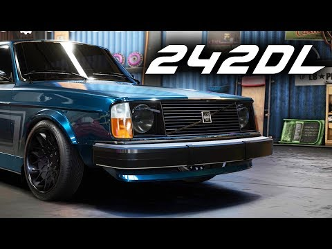 Need for Speed Payback - Volvo 242DL Abandoned Location & Customization (NEW)
