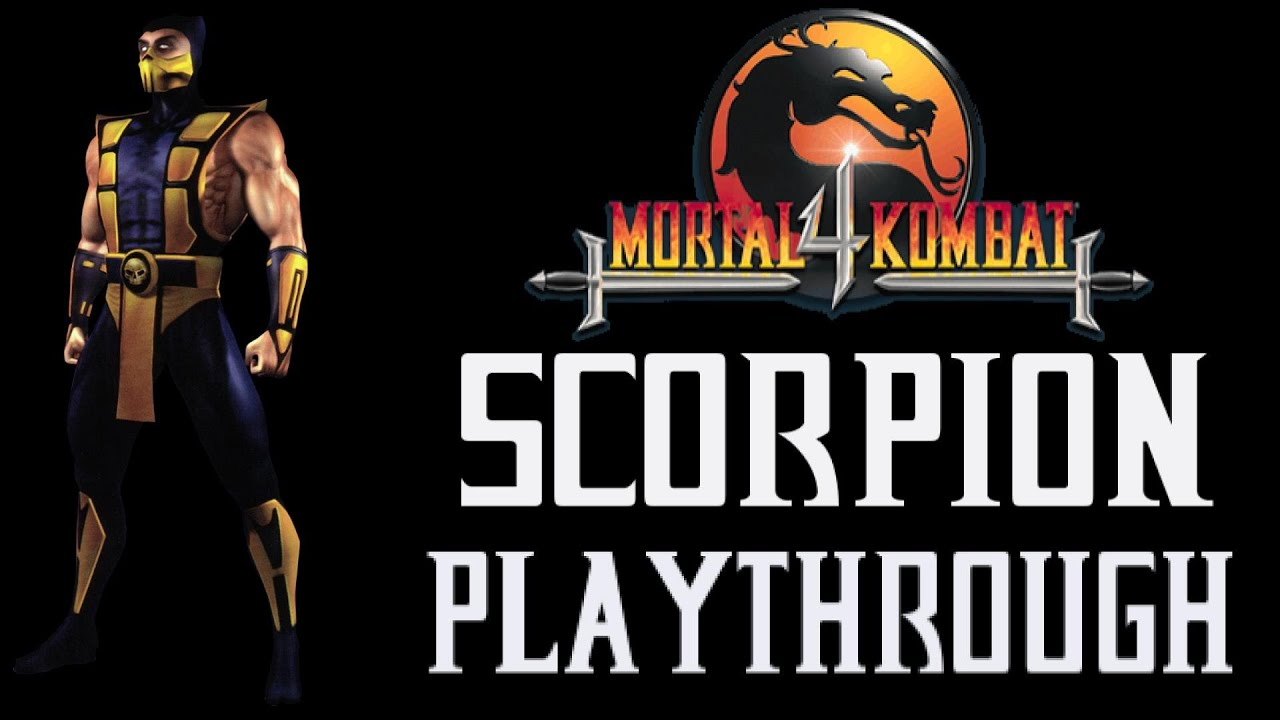 Mortal Kombat 4 - Scorpion - Master II Playthrough ... - photo#7