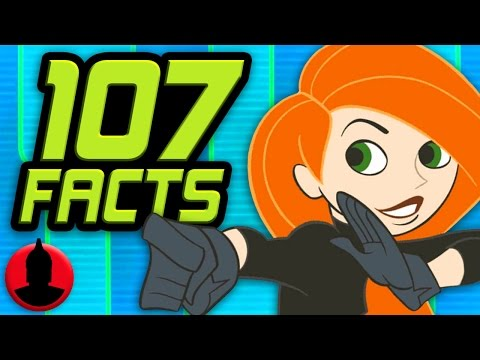 107 Kim Possible Facts - (Tooned Up #225)   ChannelFrederator