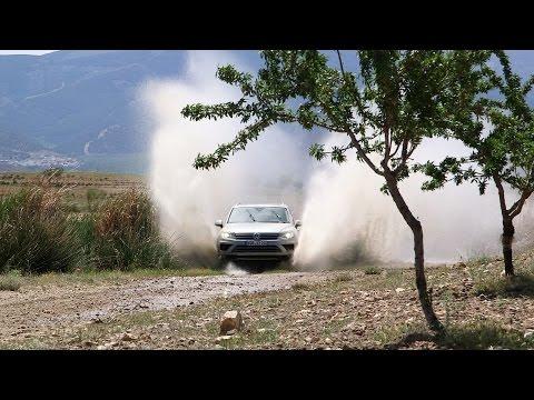 2015 Volkswagen Touareg TDI First Drive Review - Sierra Nevada