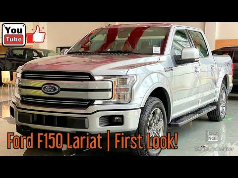 Ford F150 Lariat 4x2 First Look (Philippines)