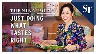 Shermay Lee preserves grandmother&#39s Peranakan recipes  Turning Point  The Straits Times