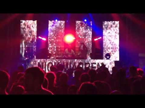 [FULL HD] Nick Warren Live PART-01 at Belgrade Hangar