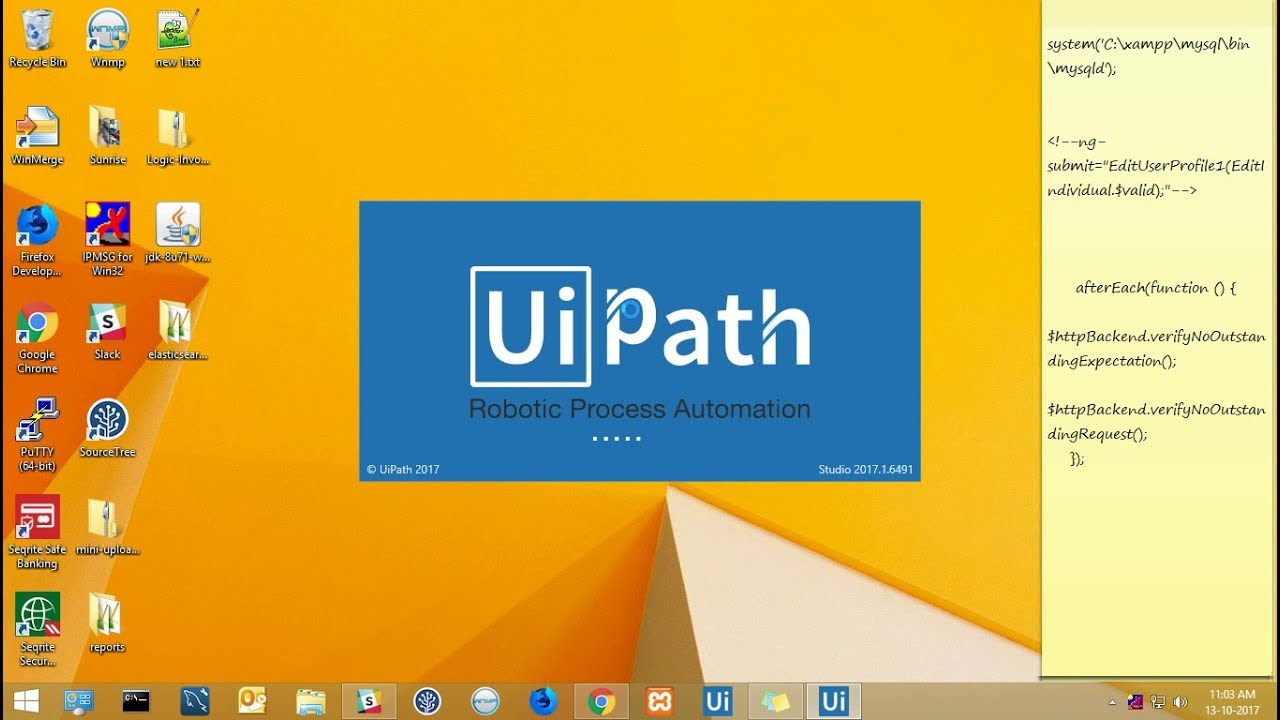 UiPath - how to schedule a task in UiPath