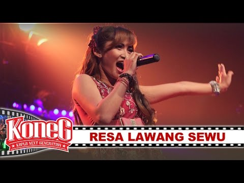 KONEG LIQUID feat Resa Lawang Sewu - MARAI CEMBURU [Liquid Cafe] [LIVE PERFORMANCE]