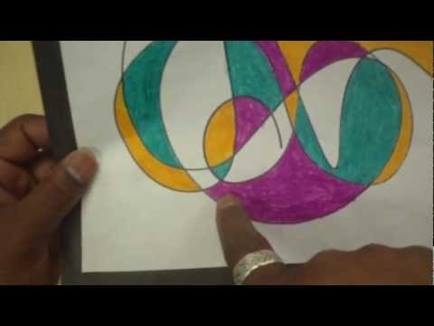 Scribble Drawing For Kids : Art lessons for kids scribble youtube