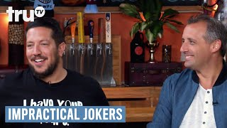 Video Impractical Jokers: After Party - Punishment Play-By-Play: Flatfoot the Pirate | truTV download MP3, 3GP, MP4, WEBM, AVI, FLV Agustus 2017