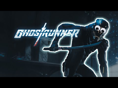 THIS GAME IS CRAZY!!   Ghostrunner (Demo)  