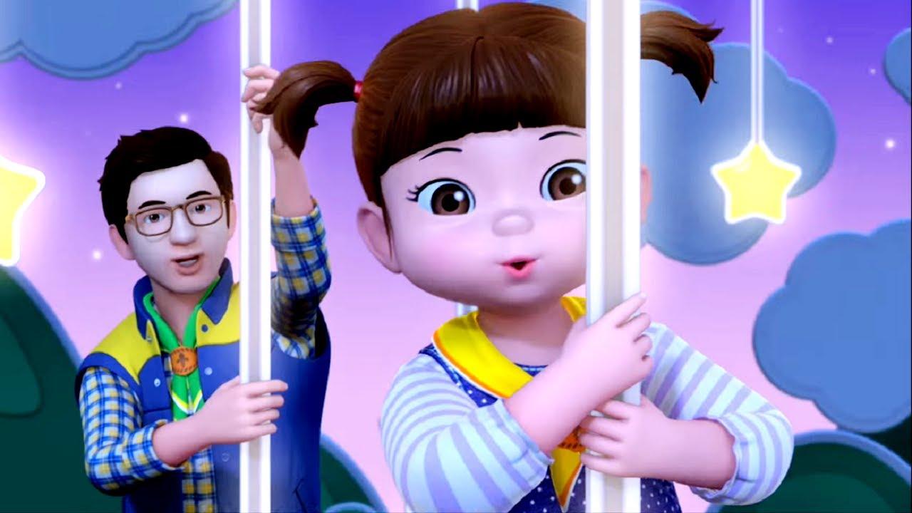 Консуни - сборник - все серии про папу Консуни  - Мультфильмы для  девочек - Kids Videos