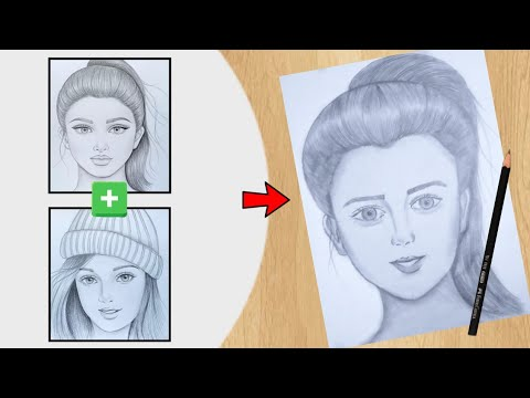 Recreation of Farjana Drawing Academy || How to draw a ...
