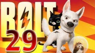 Disney's Bolt Game Walkthrough Part 29 (PS3, X360, Wii, PS2, PC) Ending / Credits