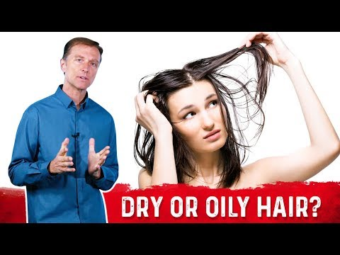 Nutrient Deficiencies in Dry or Oily Hair