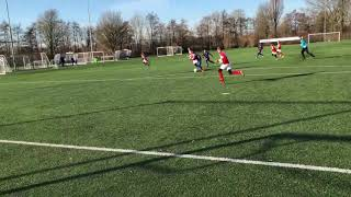 FC Abcoude JO11-1  - UVV JO11-1   6-1