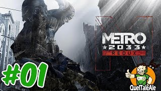 Metro 2033 Redux - Gameplay ITA - Walkthrough #01 - Iniziamo