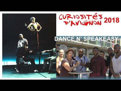 Emission 21   Curiosités d'avignon    Dance N' Speakeasy