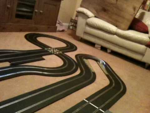 Very Fast Scalextric Car Audi R10