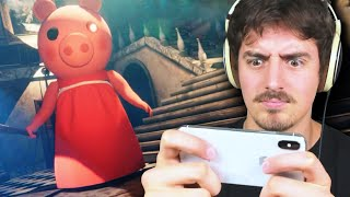 ESCAPE FROM PIG (Piggy iPhone Ripoff)