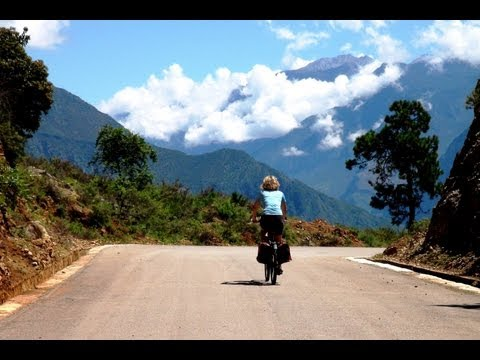 Cycling in China, Yunnan (long version)