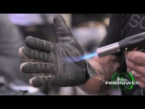 Guess The Winner: Glove Vs Blow Torch