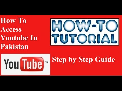 How to access blocked sites or youtube in pakistan step by step how to access blocked sites or youtube in pakistan step by step guide ccuart Images