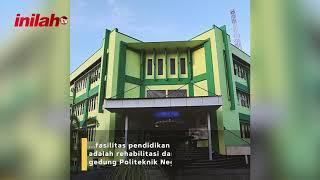 PUPR Merehabilitasi 3 Gedung Politeknik Negeri Samarinda - inilah.com