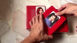 Red velvet Red Room Concert Merchandise unboxing part 2