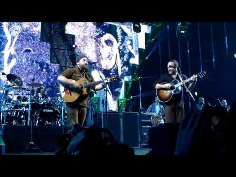 Dave Matthews Band - All Along The Watchtower w/ Zac Brown - 12-11-12 - Duluth Georgia