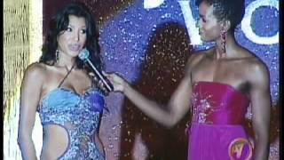 MISS JAMAICA WORLD 2011 TOP 5  INTERVIEW