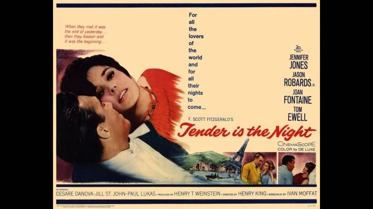 Bernard Herrmann - Themes from Tender Is The Night - YouTube