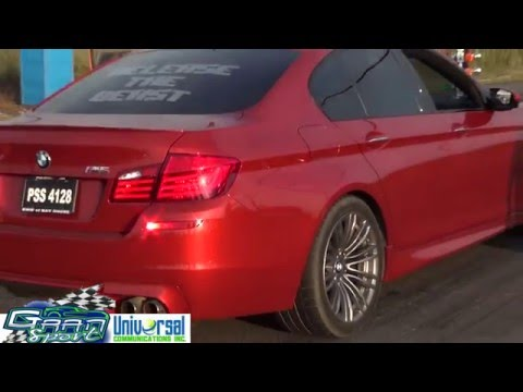 Quick Shift Round 2 2015 PT2   Guyana Drag Racing