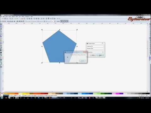 Byteweiser Inkscape Tutorial #16: The Number Nodes Extension